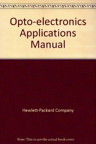Optoelectronics Applications Manual
