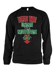 Under Mistletoe Thermal Christmas Sleeve