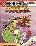 Legion of Super-Heroes, Volume II: The World Book (DC Heroes)