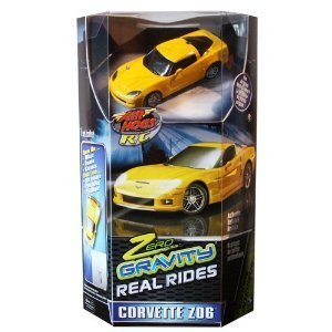 Best Air Hogs Nano Zero Gravity Real Rides Yellow Corvette Z06  Review