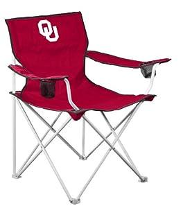 Buy NCAA Oklahoma Sooners Deluxe Folding Chair by Logo