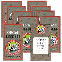 Organ Sewing Machine Needles 100 Count Size 14 (Bulk Sewing Machine Needles compare prices)