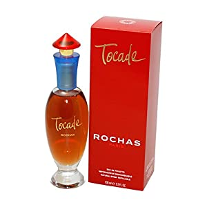 rochas tocade pour femme eau de toilette vaporisateur rechargeable 100ml. Black Bedroom Furniture Sets. Home Design Ideas