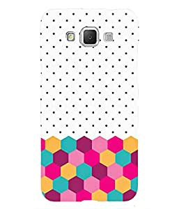 Fuson Premium Back Case Cover White & pink pattern With Multi Background Degined For Samsung Galaxy Grand 3 G720::Samsung Galaxy Grand Max G720
