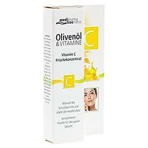 Olivenöl & Vitamine Vitamin C Frischekonzentrat, 15 ml