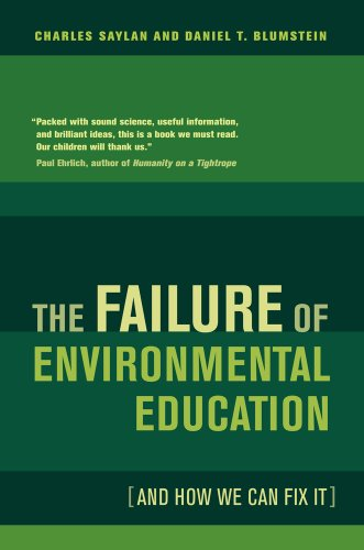 The Failure of Environmental Education (And How We Can...