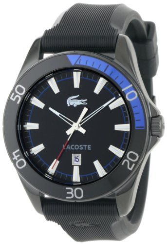 Lacoste Sport Navigator Rubber Mens Watch 2010552