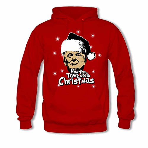 How the Trump Stole Christmas Women's Hoodies 3XL