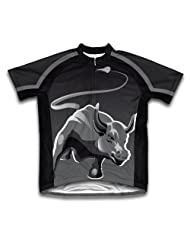 Midnight Cattle Short Sleeve Cycling Jersey for Women