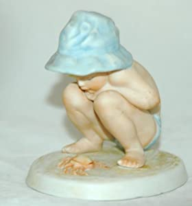 Beach Buddies from A Child's World by Frances Hook Figurine