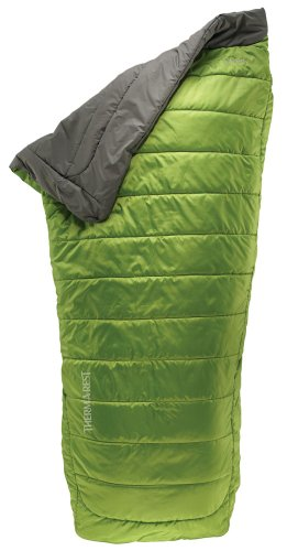 Therm-a-Rest Regulus 40 Blanket, Green, Regular