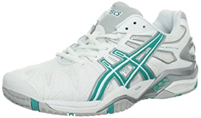 Buy ASICS Ladies GEL-Resolution 5 Shoe by ASICS