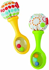 Fisher-Price Rattle 'n Rock Maracas Musical from Fisher-Price