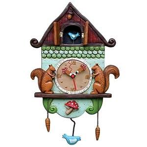 Cuckoo Clock Blueprints