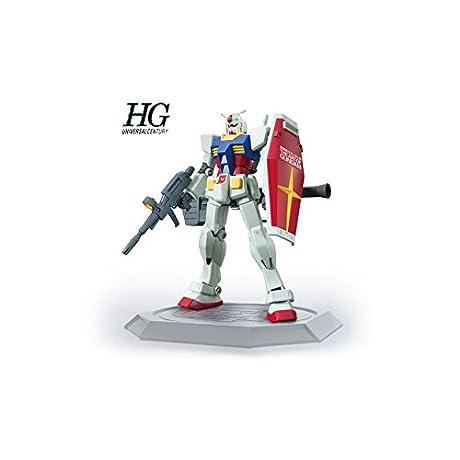 機動戦士ガンダム展 東京会場限定 HGUC 1/144 RX-78-2ガンダム オリジナルパッケージ 台座+シールつき