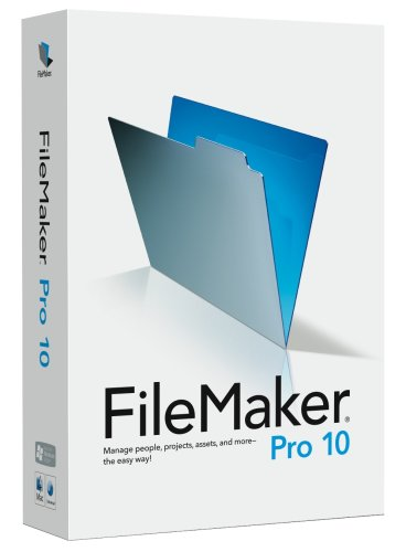 FileMaker Pro 10 [Old Version]