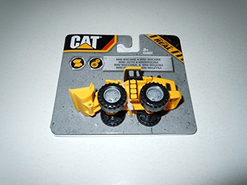 Toystate Caterpillar Construction Mini Machine Wheel Loader