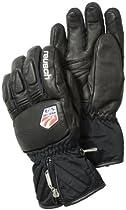Reusch Snowsports Noram DX Training Glove, Black, X-Small