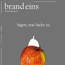 Besser als die Wahrheit (brand eins: Kommunikation/PR) (       ABRIDGED) by Jakob Vicari Narrated by Anna Doubek, Michael Bideller