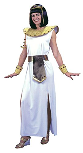Funworld Womens Fancy Cleopatra Egyptian Princess Queen Halloween Themed Costume