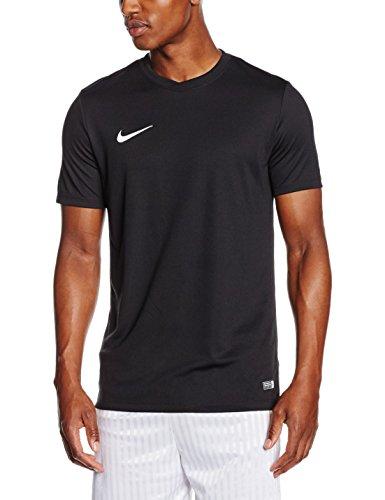 Nike Maglietta Da Uomo Sport Ss Park Vi Jsy, Colore Nero/Bianco, Taglia M