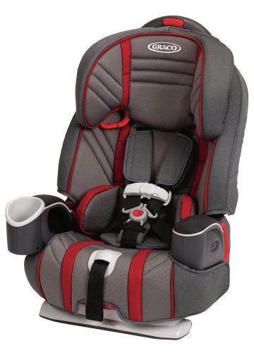 New Graco Nautilus 3-in-1 Car Seat, Garnet