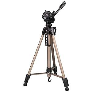 Hama 4161 Trépied star 61 pour Appareil photo Tête 3D
