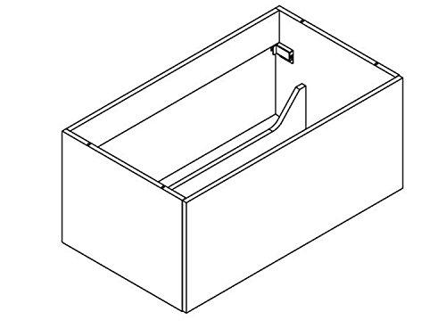 Lanzet K5lavabo sotto armadio/88x 39x 48,5cm