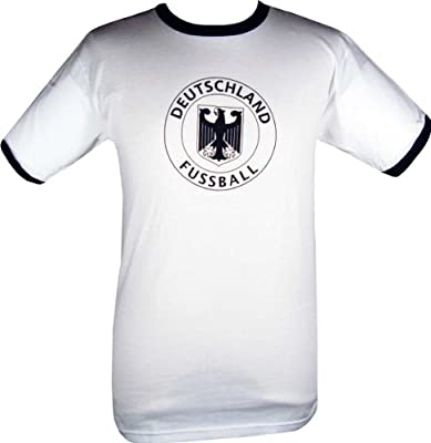 Germany Soccer T-Shirt - L