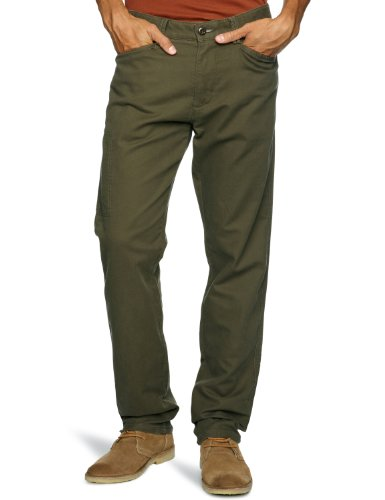 Dockers Horizontal Front Entry Pocket Welt Khaki Tapered Men's Trousers Coffee W31INxL34IN