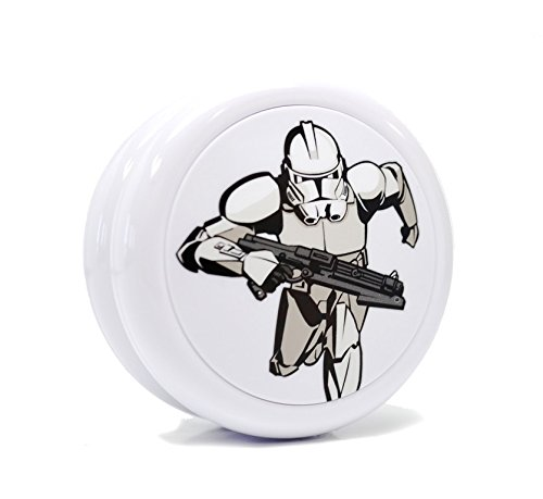 Yomega Star Wars Clone Trooper String Bling YoYo