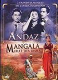 echange, troc Mangala fille des Indes / Andaz - Édition 2 DVD