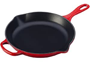 Le Creuset Signature Iron Handle Skillet, 11-3/4-Inch,
