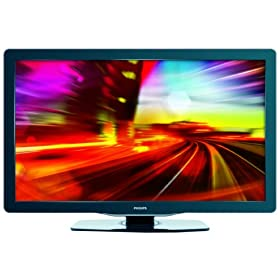 Philips 40PFL5505D/F7 40-Inch 1080p 240 Hz LCD HDTV, Black