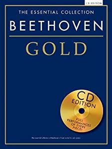 The Essential Collection: Beethoven Gold (CD Edition) (Chester) by Chester Publications