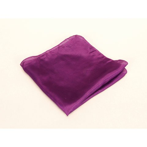 "12"" Silk - Purple Magic Silk (1 per package) - 1"