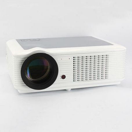 Home theatre Video Movie DVD Wii LCD Projector 1080i HD HDMI VGA TV