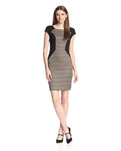 Eva Franco Women's Stella Cap Sleeve Dress