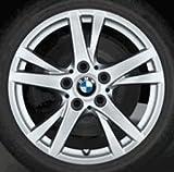 Original BMW Alufelge 2er Active Tourer F45 Doppelspeiche 473 reflex-silber