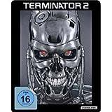 Terminator 2: Tag der Abrechnung (Lackgeprägtes Steelbook) [Blu-ray] [Exklusiv Edition]