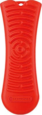Le Creuset Silicone Cool Tool Handle Sleeve, Cherry