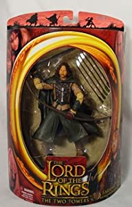 Lord of the Rings The Two Towers - Farimir (with sword wielding action)