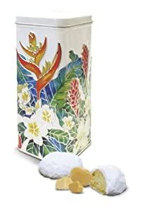 Hawaiian Gift Set Tea and Cookies Tin Gift Set