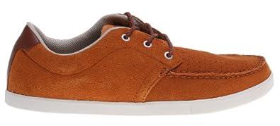 Gravis Men's The Skipper Sneaker 10 Brown