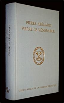 Pierre abelard pierre le venerable les courants for Courant artistique