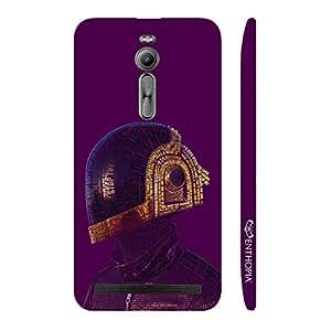 Enthopia Designer Hardshell Case Daft Punk Back Cover for Asus Zenfone 2