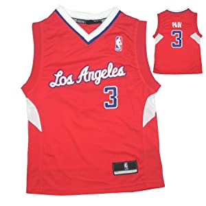 NBA LOS ANGELES CLIPPERS PAUL#3 Youth Athletic Comfortable Fit Sleeveless Jersey by NBA
