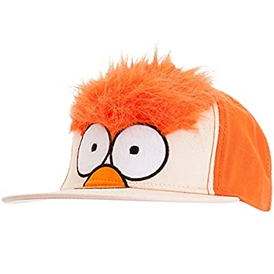 The Muppets - Mens Muppets - Beaker Face Adjustable Cap Tan