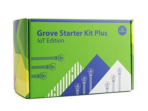 Development Boards & Kits - x86 Grove Starter Kit Plus - IoT Edition (Grove Starter Kit compare prices)