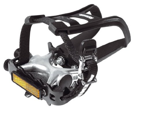 raleigh-pedals-toe-clip-and-strap-combination-black-9-16-inch